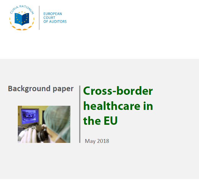 Background paper: Cross-border healthcare in the EU