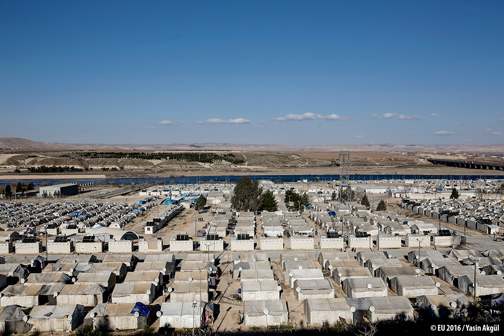 Background paper: Facility for Refugees in Turkey