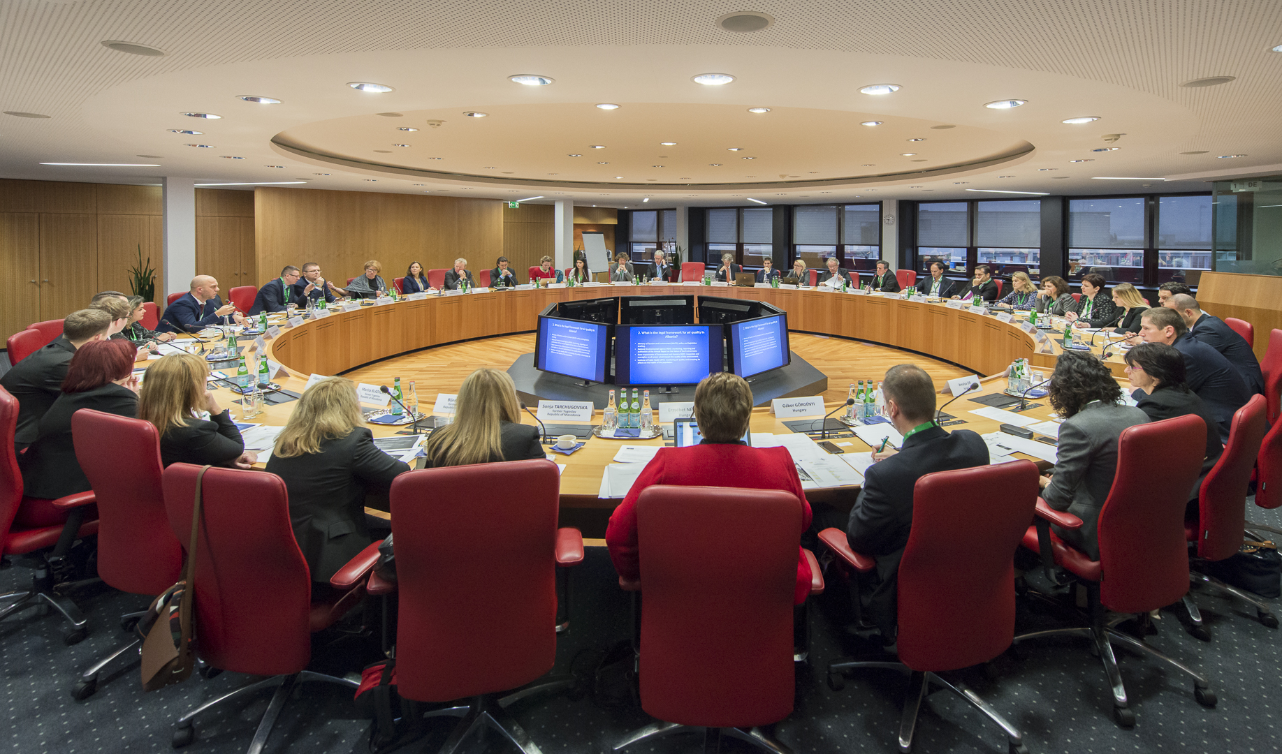 Meeting of the EUROSAI working group on air quality