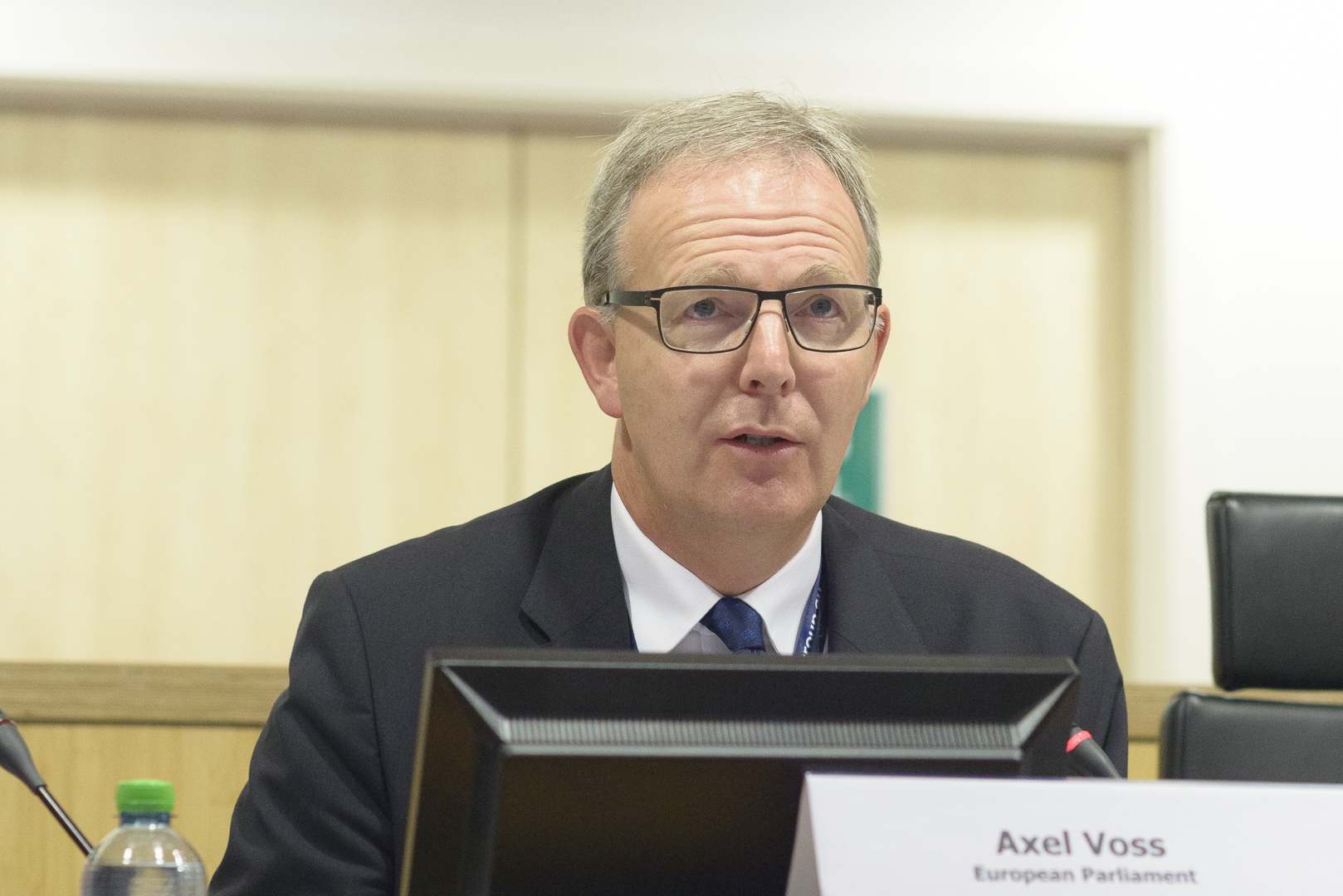PUTTING EU LAW INTO PRACTICE CONFERENCE - Axel Voss, Member, Committee on Legal Affairs, European Parliament