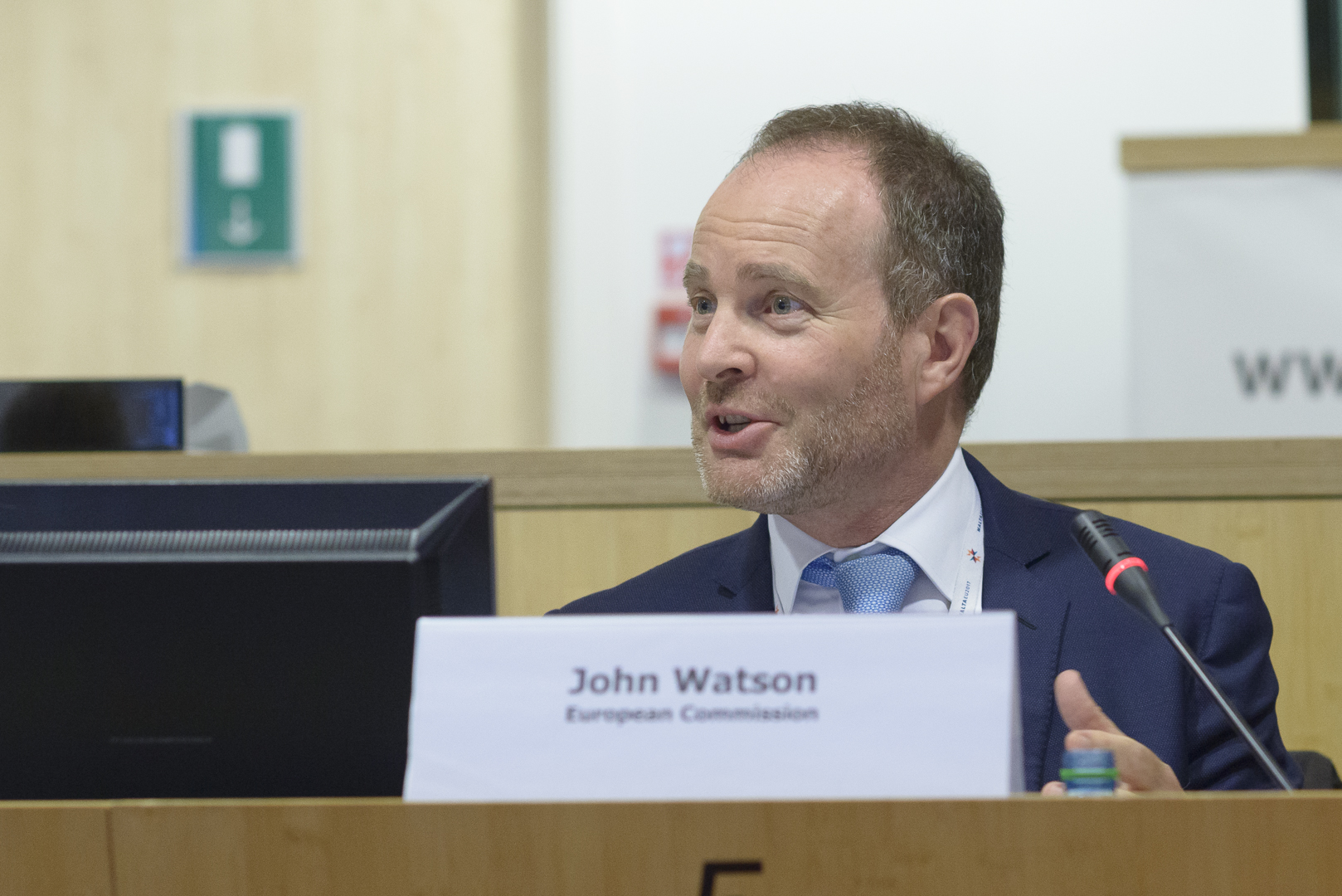 PUTTING EU LAW INTO PRACTICE CONFERENCE - John Watson, Director, Better Regulation and Work Programme, European Commission