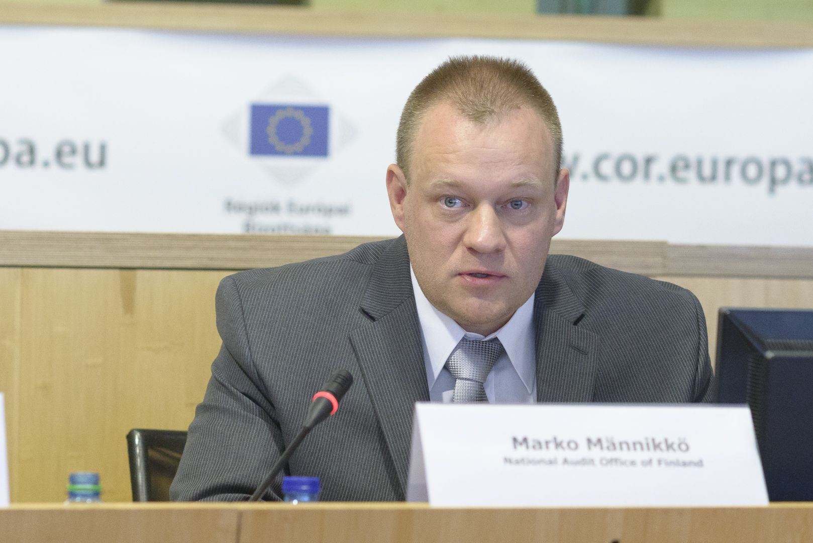 UTTING EU LAW INTO PRACTICE CONFERENCE - Marko Männikkö, Deputy Auditor General, National Audit Office of Finland