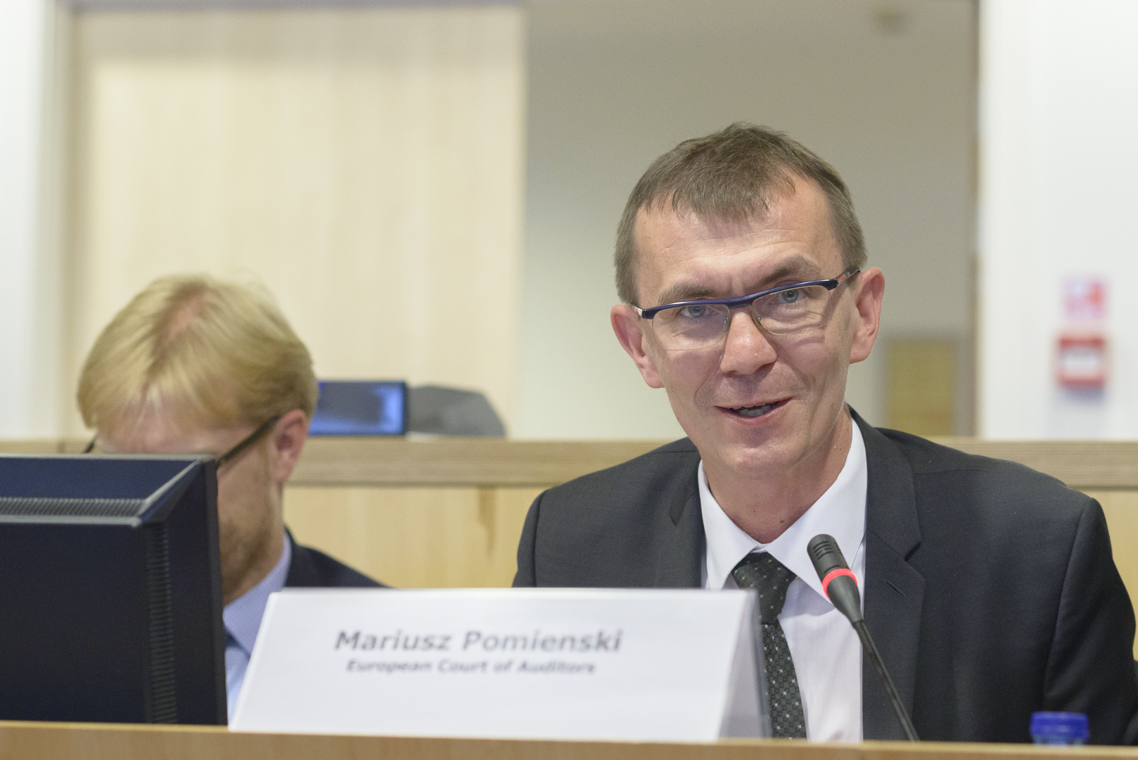PUTTING EU LAW INTO PRACTICE CONFERENCE - Mariusz Pomienski, Director, ECA