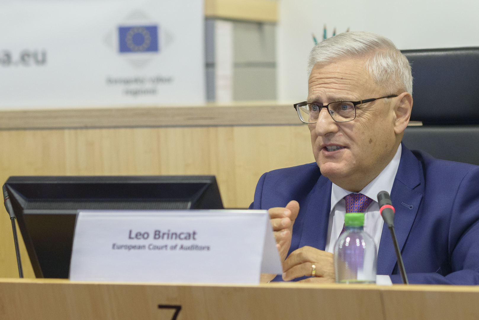 PUTTING EU LAW INTO PRACTICE CONFERENCE - Leo Brincat, Reporting Member, ECA