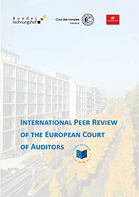 International Peer Review of the European Court of Auditors