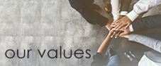 Who are we - our values
