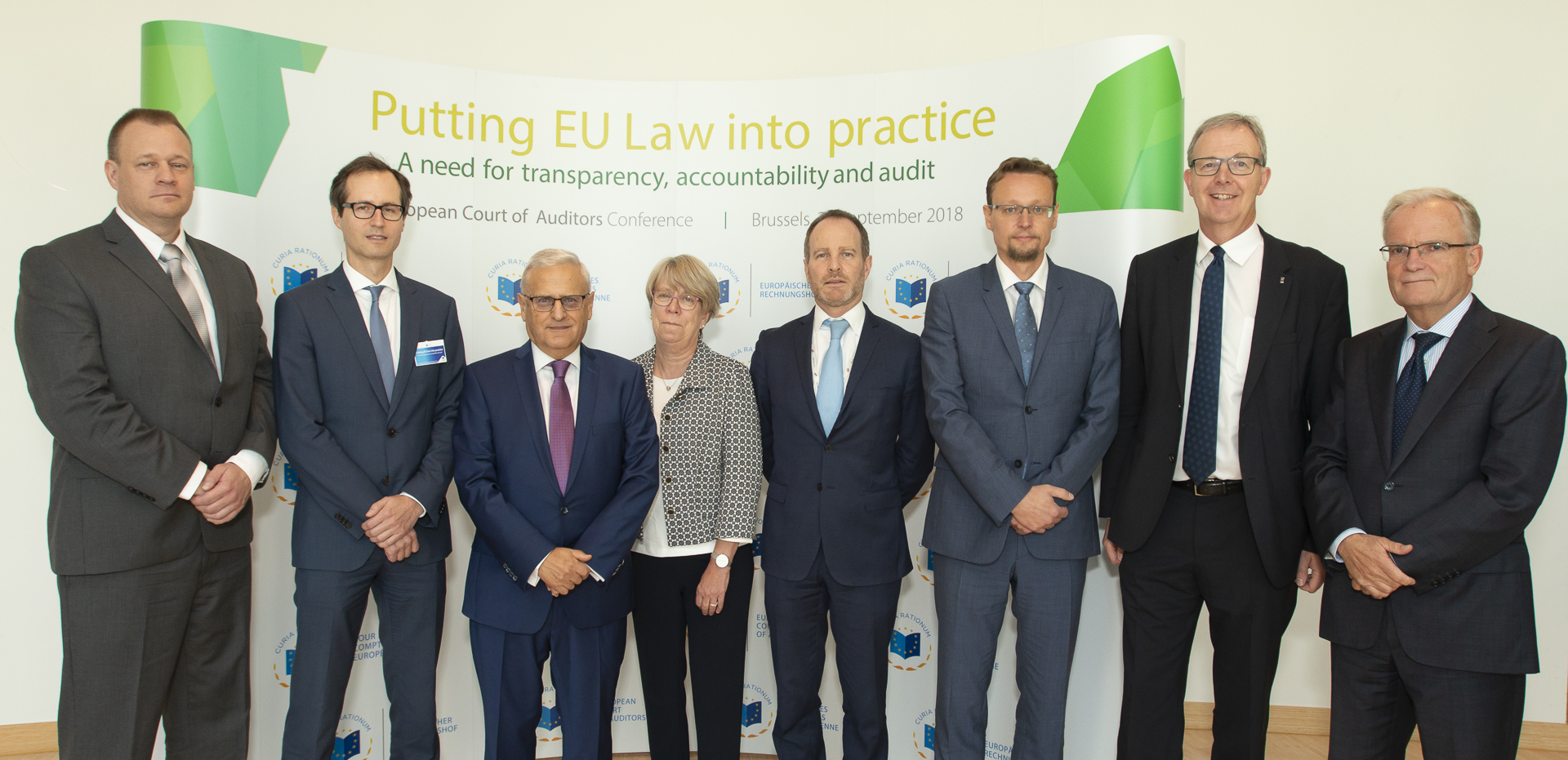 """Putting EU law into practice effectively is essential for delivering results"", says European Court of Auditors' Leo Brincat"