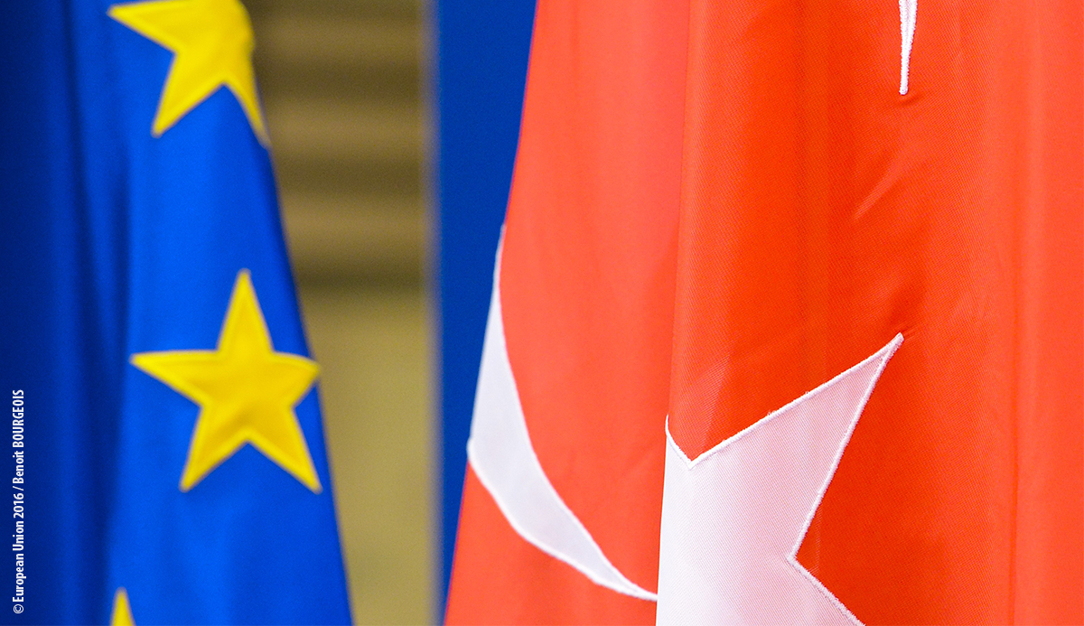 EU financial assistance for Turkey had only limited effect