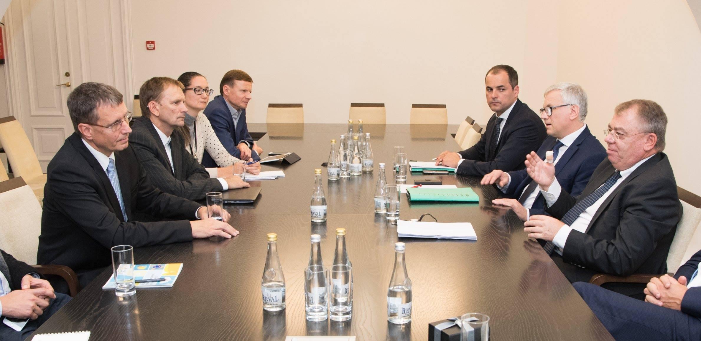 EU Auditors visit Estonia