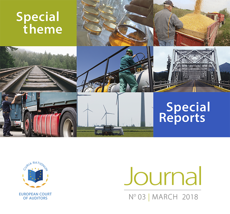 March 2018 issue of the ECA Journal