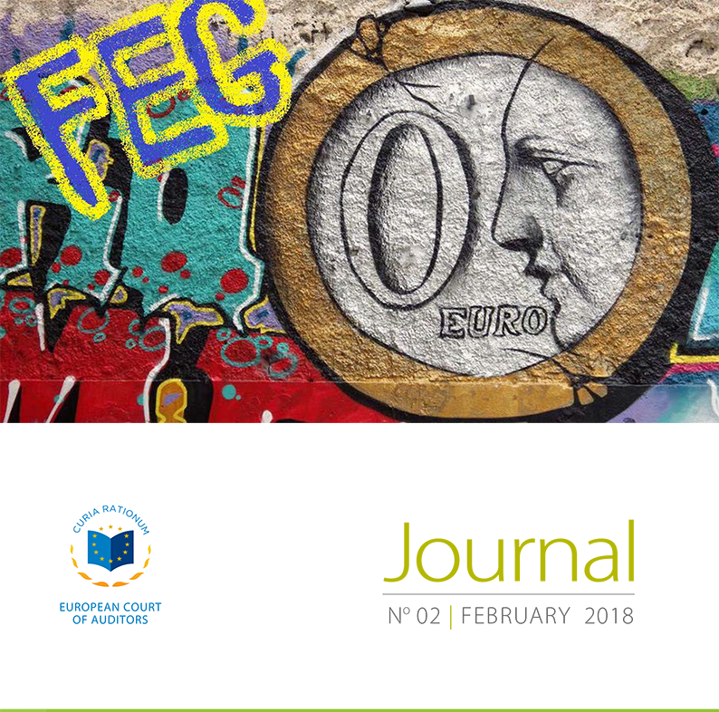February 2018 issue of the ECA Journal