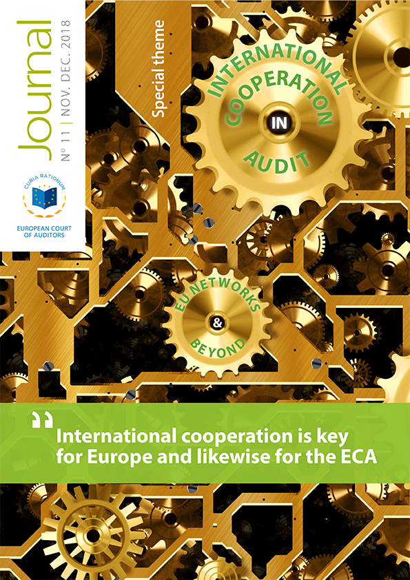 November/December 2018 issue of the ECA Journal