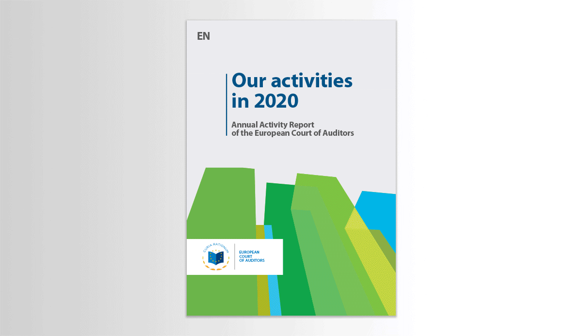 EU auditors' activity in 2020: a shift in work and missions