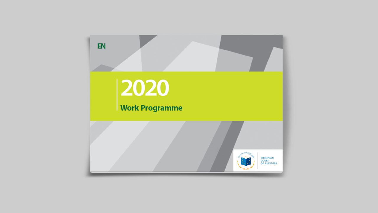 Annual Work Programme 2020