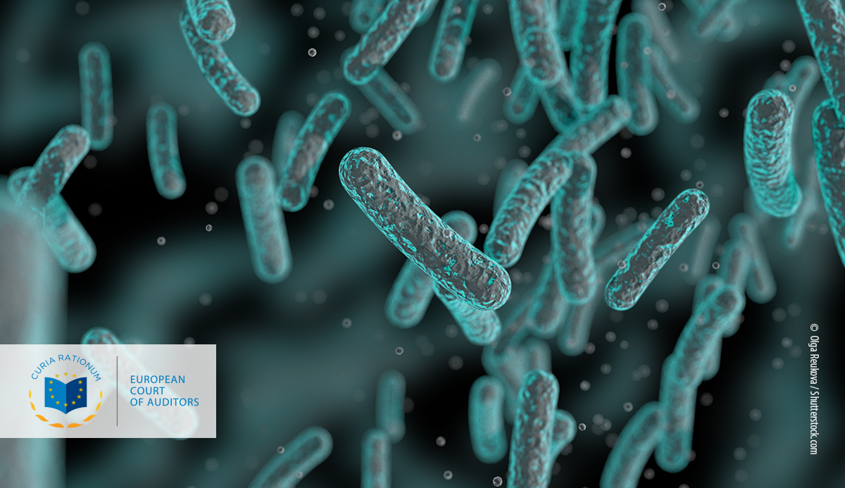 Audit preview: EU action to fight antimicrobial resistance