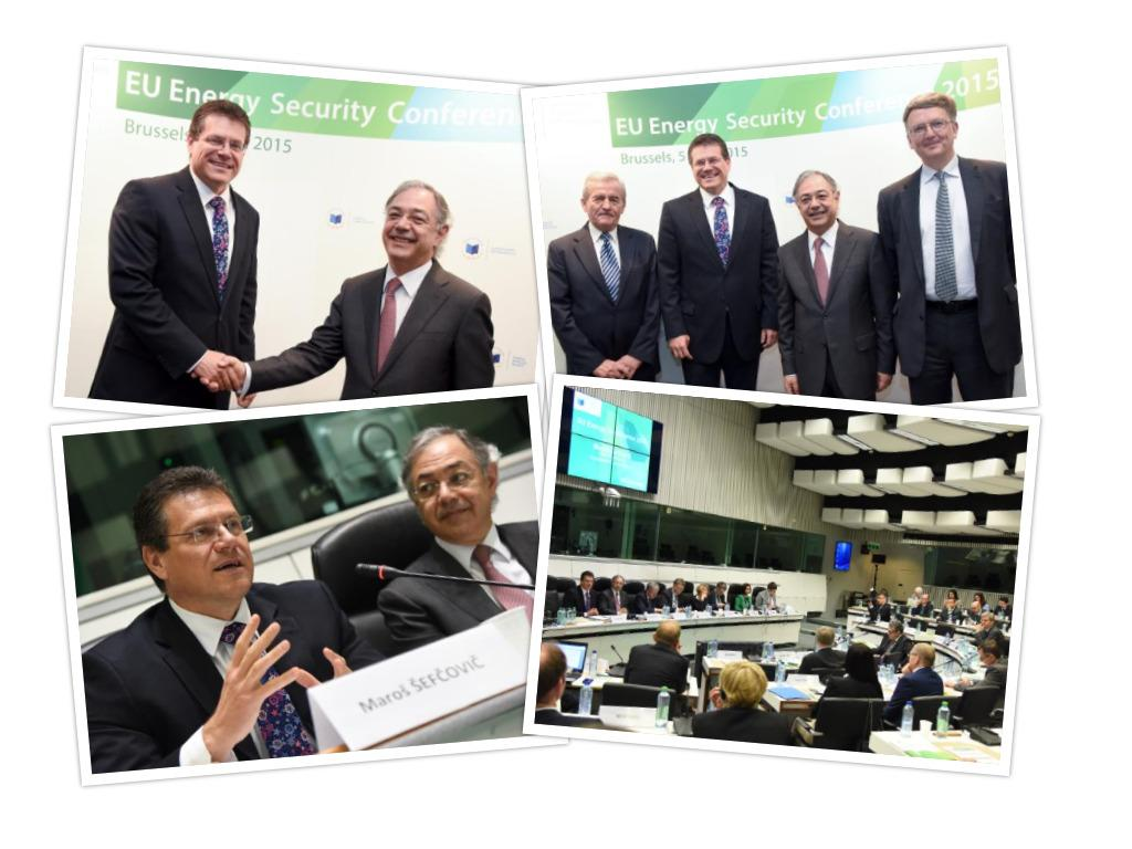 EU Energy Security Conference 2015 - highlights
