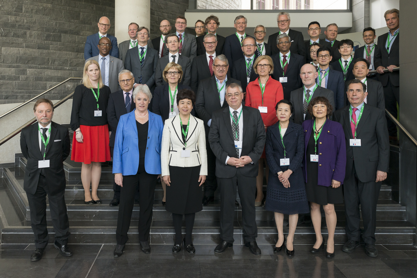 World public audit leaders gather at ECA for Global Audit Leadership Forum