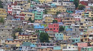 L'aide à la réhabilitation apportée par l'UE à la suite du tremblement de terre en Haïti