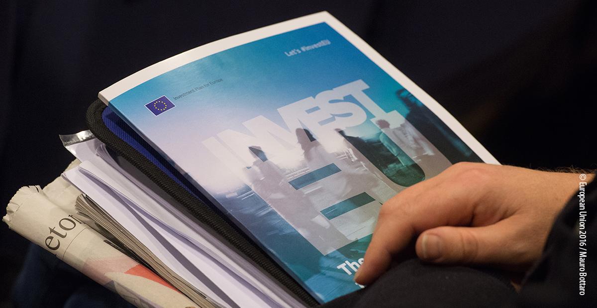 EU Auditors examine effectiveness of EFSI