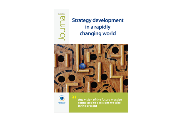 ECA Journal – Strategy development in a rapidly changing world