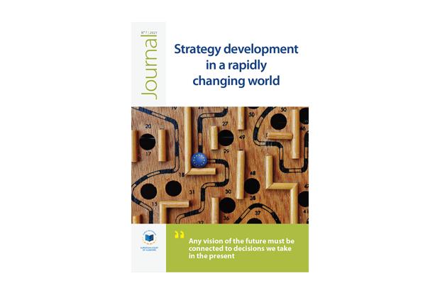 Journal de la Cour des comptes européenne — Élaboration des stratégies dans un monde en mutation rapide