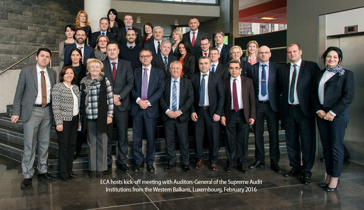 Western Balkans: EU auditors boost regional cooperation through performance audits