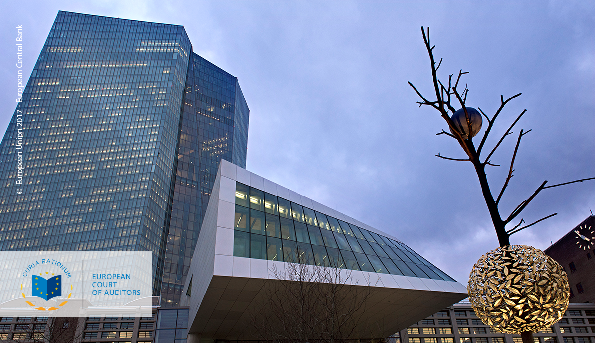Banking supervision in the EU: the European Court of Auditors and the European Central Bank reach an agreement on sharing sensitive bank-specific data for auditing purposes