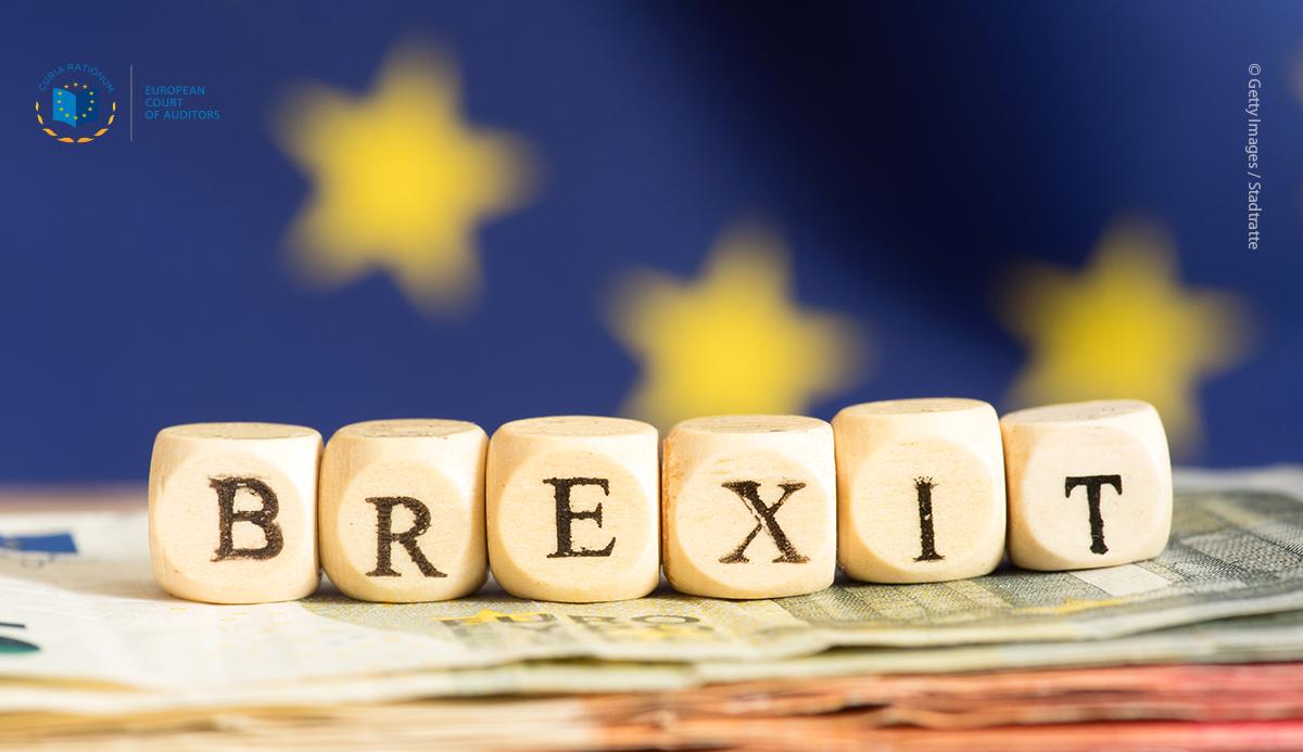 EU:s revisorer uppmärksammar risker med brexitjusteringsreserven