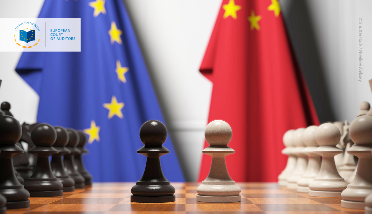 China's investment strategy: the EU should step up its response