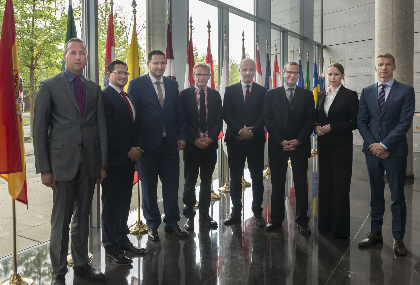 ECA welcomes delegation from Audit Authority of the former Yugoslav Republic of Macedonia