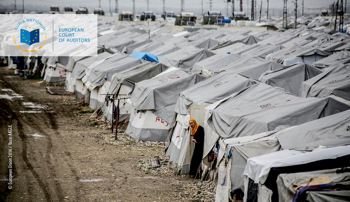 A Törökországi Menekülteket Támogató Eszköz nehéz körülmények közepette is gyorsan reagál, de fokozni kell a költséghatékonyságát