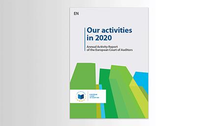 Zpráva o činnosti 2020