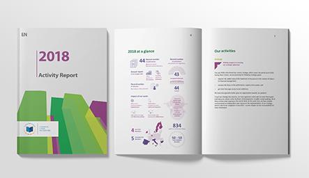 Relatório de atividades 2018