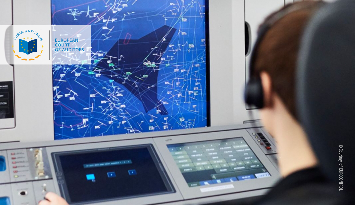 EU regulation fosters air traffic management modernisation, but EU funding largely unnecessary