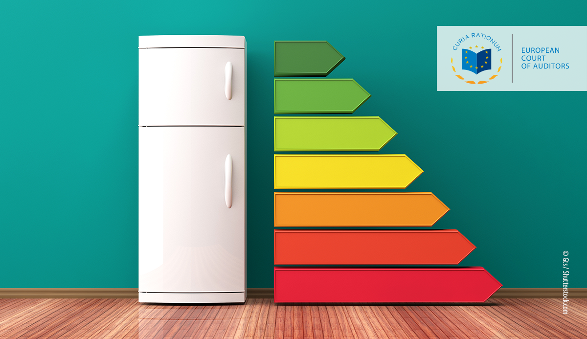 Ekodesign och energimärkning förbättrar energieffektiviteten