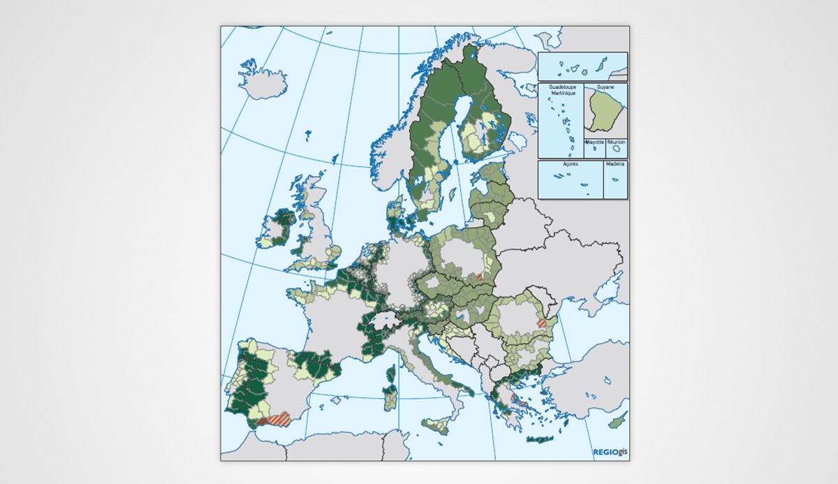 Special Report 14/2021: Interreg cooperation: The potential of the European Union's cross-border regions has not yet been fully unlocked