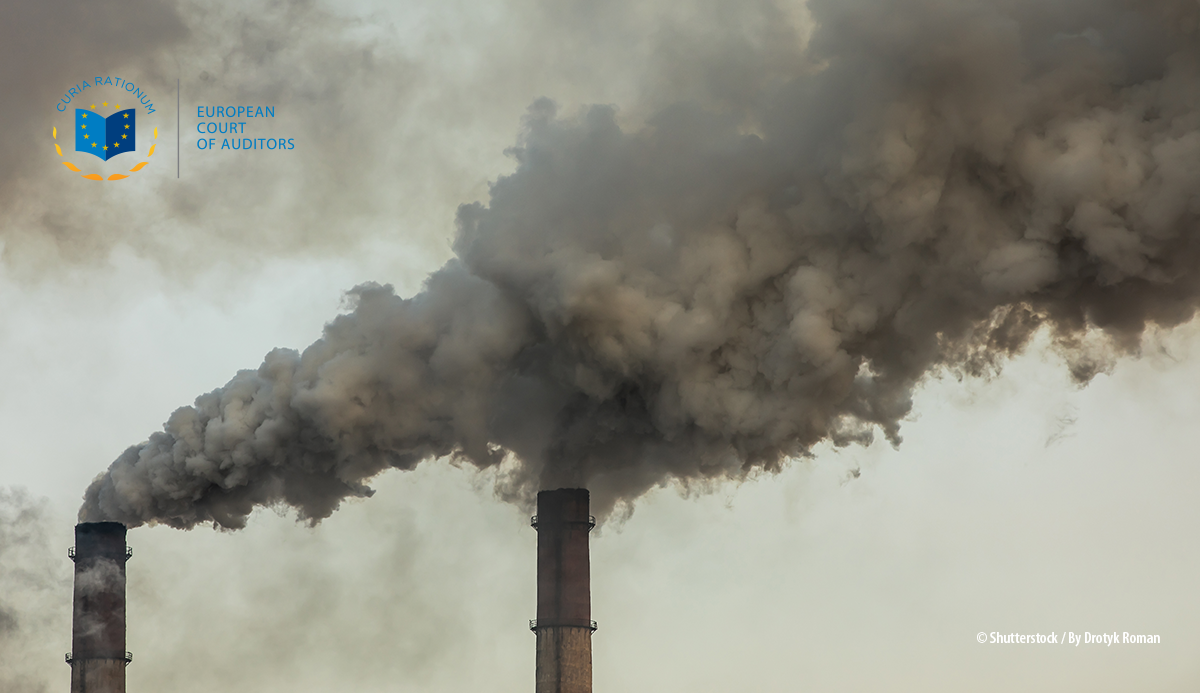 A UE comunica bem os dados sobre as emissões de gases com efeito de estufa, mas precisa de melhores informações sobre as futuras reduções