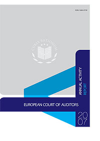 Annual Activity Report 2007