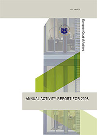 Annual Activity Report 2008