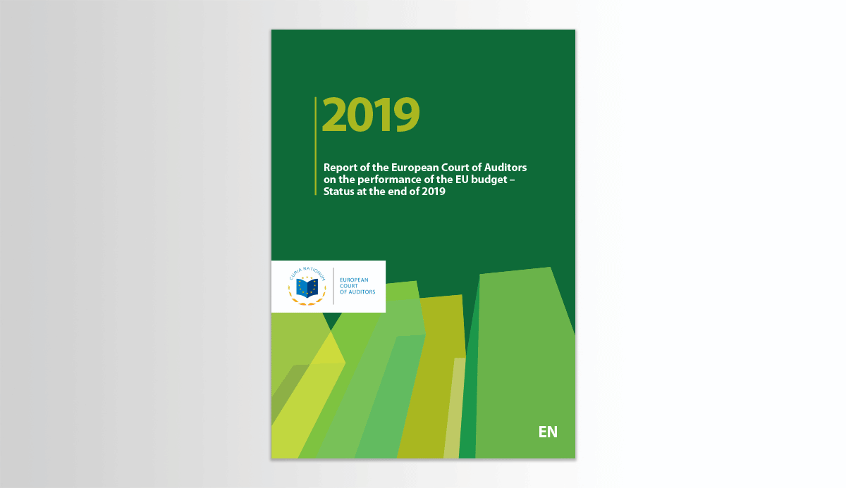 Report of the European Court of Auditors on the performance of the EU budget – Status at the end of 2019