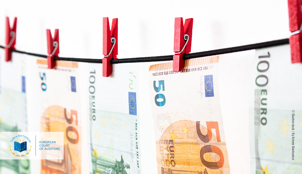 Audit preview: The EU's anti-money laundering policy in the banking sector