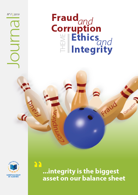 ECA Journal No 2/2019: Fraud and Corruption/Ethics and Integrity