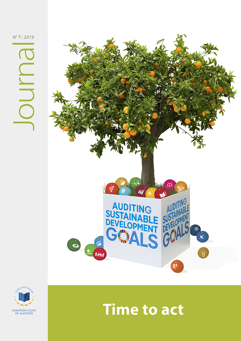 ECA Journal N°3/2019 - Auditing Sustainable Development Goals – Time to act!