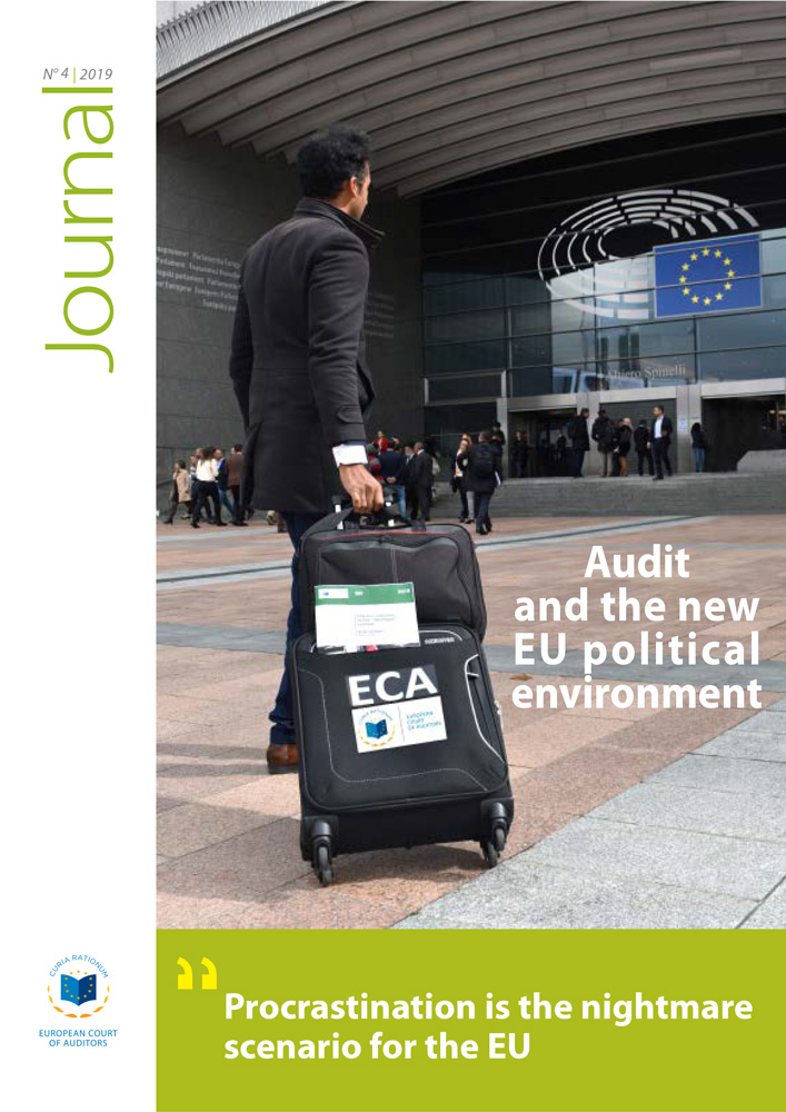 ECA Journal – Audit and the new EU political environment –