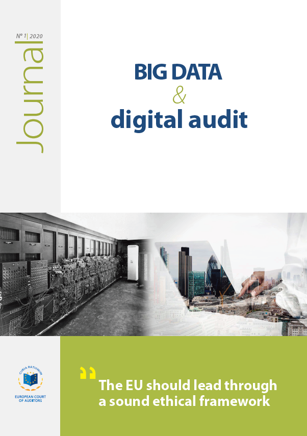 ECA Journal 1/2020 – BIG DATA and digital audit