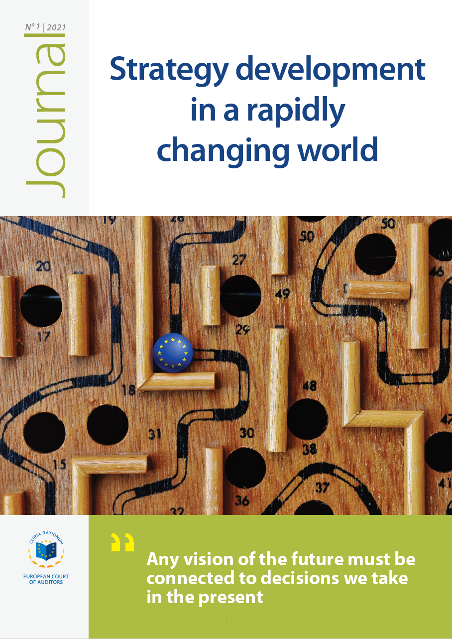 ECA Journal N° 1/2021 – Strategy development in a rapidly changing world