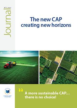 ECA Journal N° 2/2021 – The new CAP creating new horizons