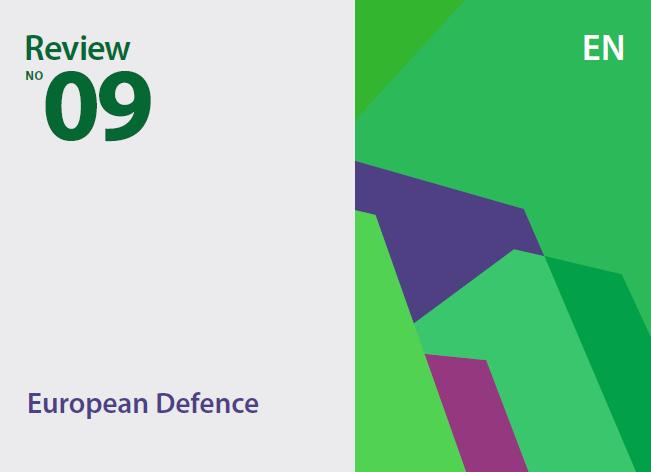 Apžvalga Nr. 09/2019: Europos gynyba