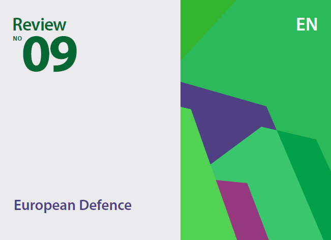Review No 09/2019: European defence
