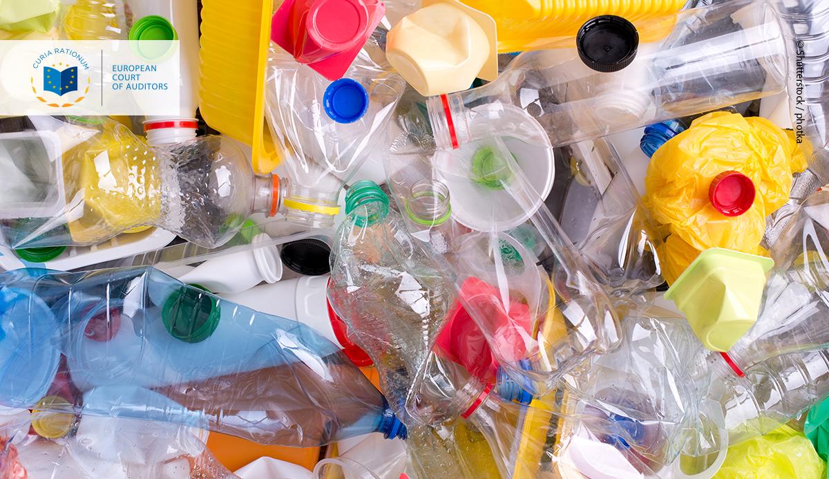 Pregled št. 04/2020: Ukrepi EU za reševanje problema plastičnih odpadkov